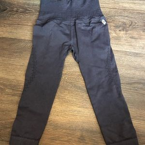 New Free People movement cropped leggings